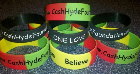Cash Hyde Foundation Bracelets